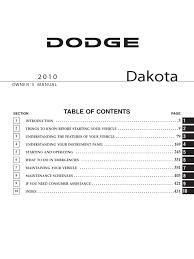 download 2007 dakota owners manual docshare tips