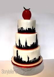 theme wedding cake new york theme wedding cake cake by storyteller cakes cakesdecor