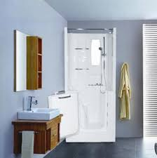 Step In Bathtub Step In Tubs And Showers Free Standing Bathtub Shower Combination