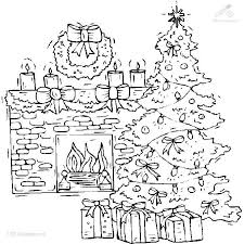 Detailed Coloring Pages Detailed Christmas Coloring Pages 73 Best Christmaswinter Coloring by Detailed Coloring Pages