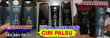 titan gel asli indonesia cream pembesar penis permanen