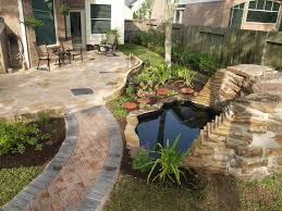 small spaces easy and simple backyard landscaping house design