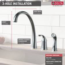 delta touch2o kitchen faucet kitchen 980t ar dst delta touch2o faucet delta pilar