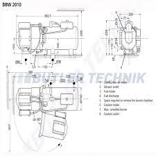 webasto dbw 2010 11 6kw heater 12v 9023677a