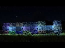ark survival evolved stone color wall youtube