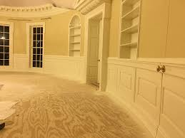 Wainscoting Office Curved Wainscoting Pictures From Oval Office Design Llc