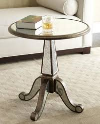 mirrored accent table products bookmarks design inspiration