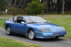 alpine a610 renault alpine gta v6 coupe auctions lot 11 shannons