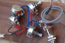 epiphone wiring harness guitar parts ebay