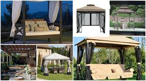 exterior backyard gazebo ideas backyard canopy gazebo pop up