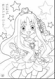 coloring pages of heart superb pretty cure coloring pages with pretty coloring pages
