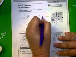 6th go math lesson 3 7 youtube