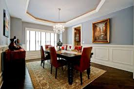 Paint Ideas For Dining Room With Wainscoting Home Design Inspiration - Dining room with wainscoting