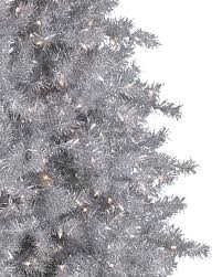 silver christmas tinkerbell silver christmas trees online treetopia