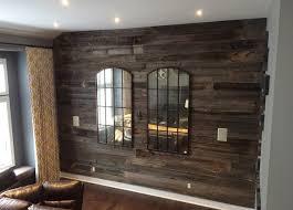 feature walls jmf custom wood features l barndoors feature