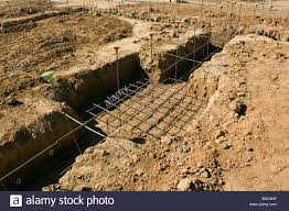 new home foundation foundation wall stock photos foundation wall stock images alamy