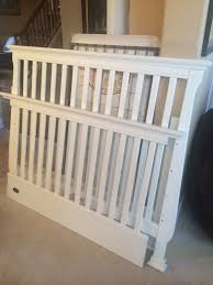 Cocoon Convertible Crib Cocoon Antique White Convertible Crib Baby In Tualatin