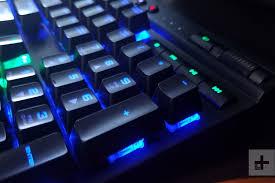corsair k70 rgb rapidfire review mechanical gaming keyboard