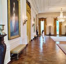 step inside a tour of the white house as seen in pinterest