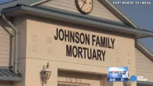 funeral homes in fort worth tx 8 bodies found inside unattended funeral home