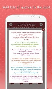 wedding quotes destiny wedding invitation cards android apps on play