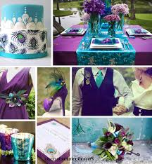 Peacock Decorations by Turquoise Wedding Decor Ideas Gallery Wedding Decoration Ideas