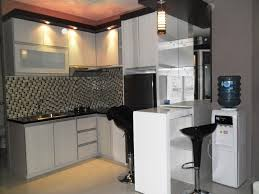 Kitchen Breakfast Bar Design Ideas Apartments Best Small Apartment Kitchen Design With L Shape