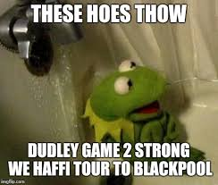 Shower Meme - kermit on shower meme generator imgflip