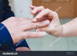 wedding registration newlyweds exchange wedding rings marriage registration