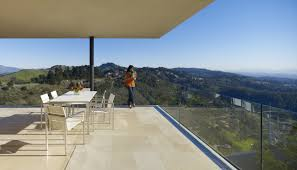 Modern Hill House Designs Mediterranean Style Dream Home On Top Of Steep Hill