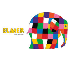 Patchwork Elephant Book - elmer the patchwork elephant celebrated in libraries where to