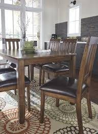 Dining Room Table Set Puluxy Dining Room Table Set 7 Cn Corporate Website Of Ashley