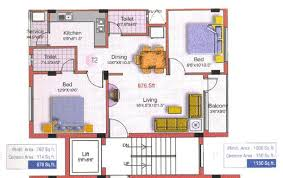 Home Design 900 Square 900 Sq Ft House Plans In India House Decor