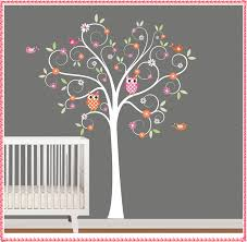 tree wall decals for nursery style tree wall decals for nursery image of nice tree wall decals for nursery