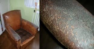 renovation cuir canapé restauration fauteuil en cuir