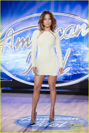 tight dress stuns in tight dress at american idol auditions
