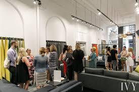 Define Interior Design by New York Ivy Designer Meet Up Hosted At Interior Define Soho Nyc Ivy