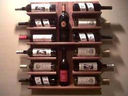 Pottery Barn Wine Racks Wall Mounted Wine Rack Pottery Barn Hanging Systems Mount Wood