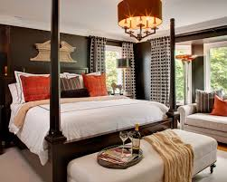 bedroom design traditional bedroom the dark brown paint on the