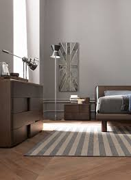 Wenge Bedroom Furniture Mobili Trendy Bedroom Set In Wenge Ash