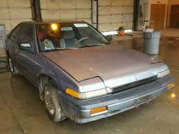 1987 honda accord lxi hatchback auto auction ended on vin jhmca5384hc098760 1987 honda accord lxi