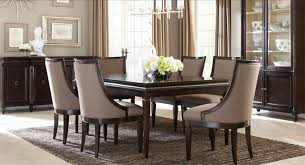 Host Dining Chairs Mahogany And More Dining Chairs Iberian Espresso Swooping Arm