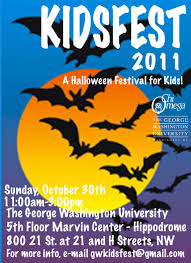 get the halloween party started kidfriendly dc