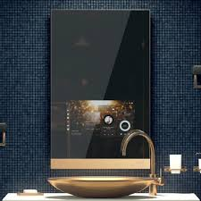 fred luxury smart mirror frednology touch of modern