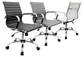 kitchen remarkable grey leather office chair of com adele executive recliner by from inspiring
