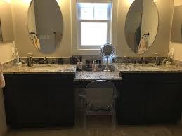 bathroom extraordinary linen cabinets double vanity decorating