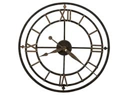 Oversized Clocks by Furniture Oversized Wall Clock With Brown Hand And Numbers Ideas