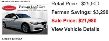 used bmw car finance used bmw specials bmw certified pre owned specials ferman bmw