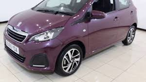 used peugeot automatic cars for sale peugeot 108 1 0 active 5dr automatic 68 bhp youtube
