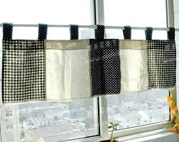 Checkered Kitchen Curtains Black And White Checkered Kitchen Curtains Gingham 24l 924 1024